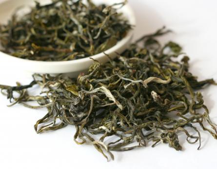 Зеленый чай Сымао Мао Фэн